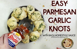 Easy Parmesan Garlic Knots: The Perfect Appetizer