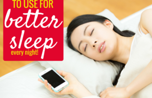 3 Sleep Apps that will have you Sleeping like a Baby