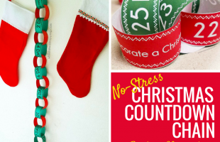 The Easy Christmas Countdown You Need This Year